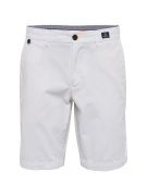 TOMMY HILFIGER, Heren Chino 'BROOKLYN LIGHT TWILL', wit