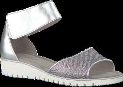 Zilveren Gabor Sandalen 571
