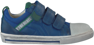 Blauwe Braqeez Sneakers 417360