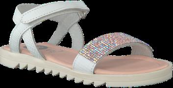 Witte Gioseppo Sandalen Tiara