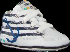 Blauwe Bunnies Jr Sneakers Zukke Zacht