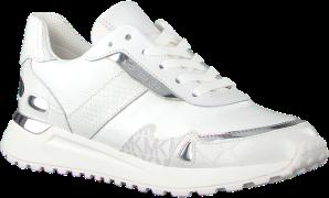 Witte Michael Kors Lage Sneakers Monroe Trainer