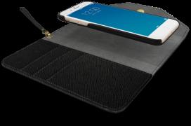 Zwarte Ideal Of Sweden Telefoonhoesje Mayfair Iphone 8/7/6/6s Plus