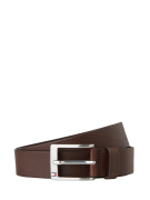 TOMMY HILFIGER, Heren Riem 'New Aly', donkerbruin